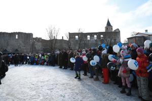 Haapsalu avas vabariigi sünnipäevanädalal lipuväljaku