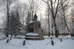 Sinimustvalge Eesti, Võru