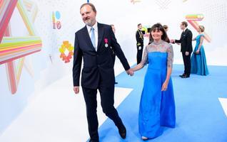 Veiko Tali ja Ekaterina Vlasova