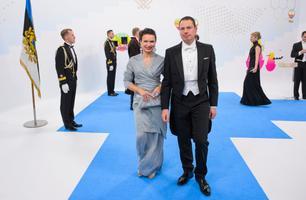 Jaan Pillesaar ja Hede Kerstin Luik