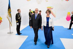 Katrin Pärn ja Arvo Suppi