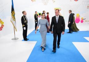 Jaco Wessels ja Monika Hõim-Wessels