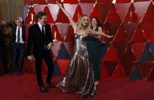 Näitleja Jennifer Lawrence