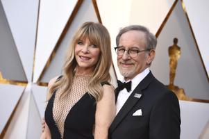 Kate Capshaw ja režissöör Steven Spielberg