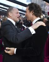 Woody Harrelson, Matthew McConaughey