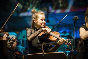Estonian Folk Orchestra Berliinis