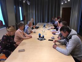 Riigikogu erikomisjon Ida-Virumaal, Jõhvi.