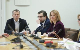 Фракцию реформистов познакомили с потенциальным генсеком партии.