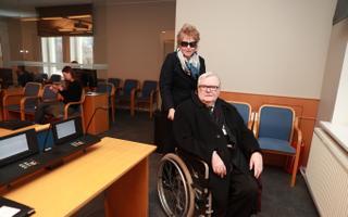 Edgar Savisaar Tallinna volikogu istung 22. märtsil