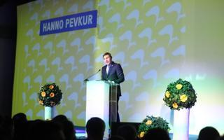 Hanno Pevkur Reformierakonna üldkogul