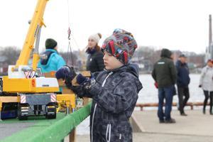 Avatud kalasadamate päev Pärnumaal Japsi sadamas.