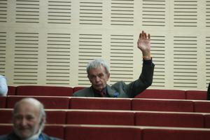 Vabaerakond valis esimeheks Andres Herkeli.