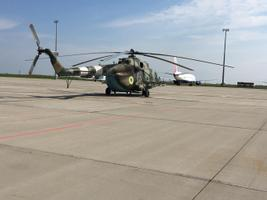 Estonian President Kersti Kaljulaid visits eastern Ukrainian town of Kramatorsk
