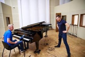 Virgutusvõimlemine, Mihkel Mattisen ja Martin Kõrv