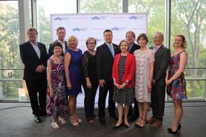 Prime Minister Jüri Ratas met with the Toronto Estonian community on Saturday. 26 May, 2018.
