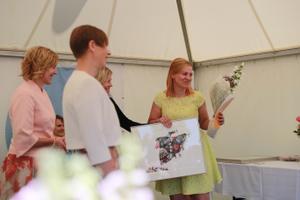 Празднование Дня защиты детей в Розовом саду Кадриорга.