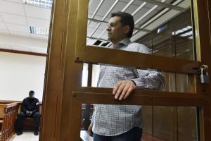 Roman Suštšenko Vene kohtus 4. juunil.