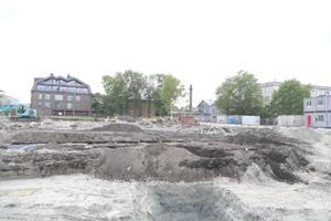 Ehitusplats Tallinnas Väike-Patarei 1/Jahu 6