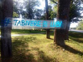 Meeleavaldus Tabiveres tselluloositehase vastu.