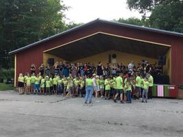 Eesti ETNO laager Kõpu laululaval