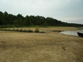 Mõni kunagi allalastud järv on täiesti kuiv (Tihu Hiiumaal) või on vett vaid kümmekond sentimeetrit (Koigi Saaremaal).