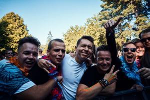 Weekend Festival Baltic esimene päev