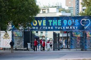 Algas retrofestival We Love The 90s