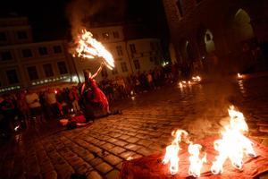 Ночь древних огней.