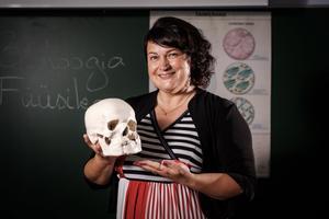 Geil Siim Elva Gümnaasiumist on aasta põhikooli aineõpetaja nominent.