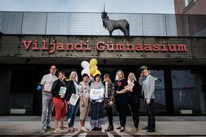 Eesti Koolide Teadusteatrite Festival on haridusasutuse aasta teo nominent.