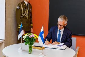 Посол Финляндии Тимо Кантола.