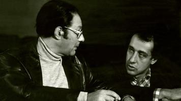Roman Baskin koos Eino Baskiniga telesaates