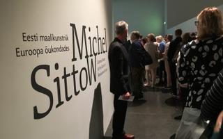 Sittowi näitus Kumus.