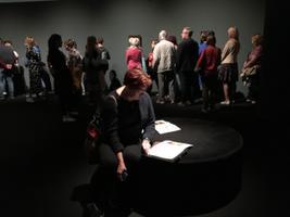 Sittowi näitus on KUMUs avatud viimaseid päevi.