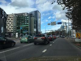 Ummikud Tallinna kesklinnas.