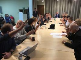 Jõhvi vallavolikogu istung