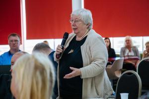 Teenekas naine poliitikas - Marju Lauristin