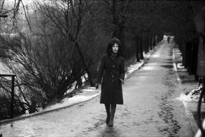 Laulja Marju Kuut. 1970