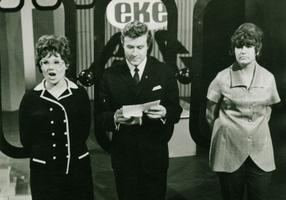 Lauljad Heli Lääts ja Voldemar Kuslap, [tuvastamata]. 1968 - 1973