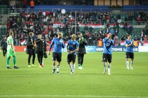 Rahvuste liiga: Eesti - Ungari