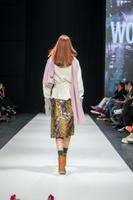 Tallinn Fashion Week kulmineerus oranži ja soojade sügistoonide saatel.