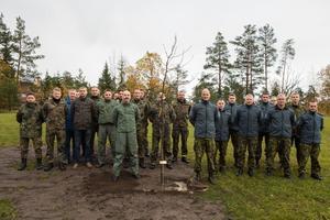 Saksa õhuväelased Ämari lennubaasis
