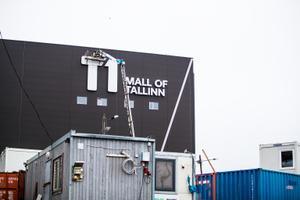 Kaubanduskeskus T1 päev ennne avamist