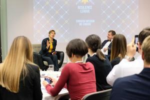 President kõneles Balti riikide ja Ukraina noorte kommunikatsiooniekspertide organisatsiooni Resilience League sügiskoolis.