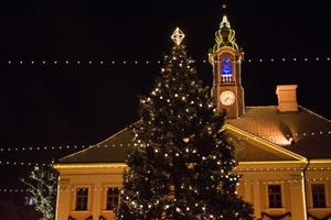 Jõuluehteis Tartu