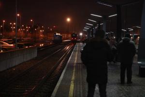Laupäeval sõitis rong viimast korda Tallinnast Pärnusse, edaspidi sõidab rong vaid Lelleni.