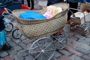 Парад колясок музея