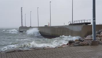 2. jaanuari torm Tallinna kesklinnas