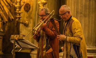 Зарубежная программа столетнего юбилея Эстонии завершилась концертом Hortus Musicus в Риме.