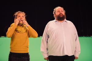 Eesti laulu osalejad green screen´il